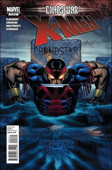 CHAOS WAR X-MEN #2 NM (2011)