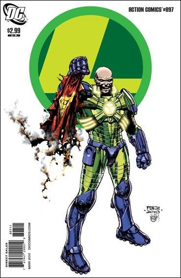 ACTION COMICS #897 NM (2011)