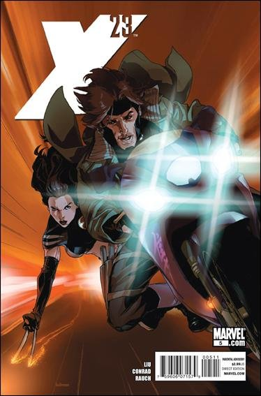 X-23 #5 NM (2011)