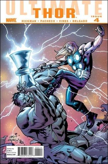 ULTIMATE THOR #4 NM (2011)