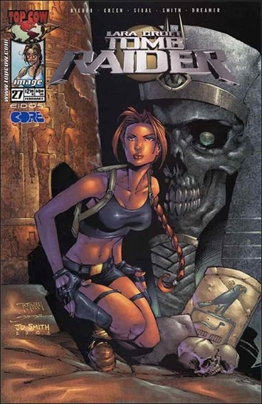 TOMB RAIDER #27 VF/NM (IMAGE)
