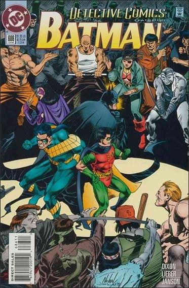 DETECTIVE COMICS #686 VF/NM  BATMAN