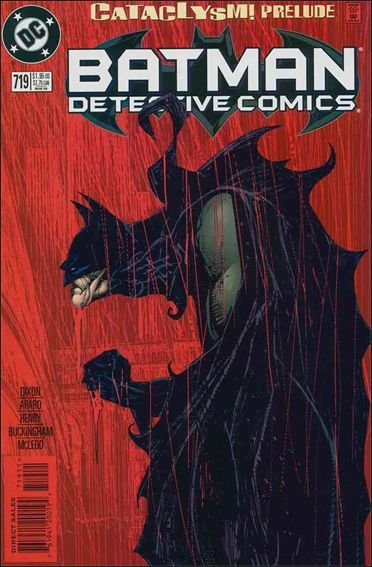DETECTIVE COMICS #719 VF/NM  BATMAN