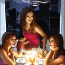 CHARMED #7 (2011)  B COVER