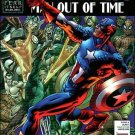 CAPTAIN AMERICA MAN OUT OF TIME #5 NM (2011)