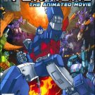 TRANSFORMERS THE ANIMATED MOVIE #1  VF/NM COVER A