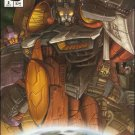 TRANSFORMERS ARMADA #3 VF/NM