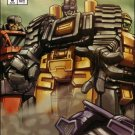 TRANSFORMERS ARMADA #10 VF/NM