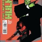 INCREDIBLE HULKS #626 NM (2011)