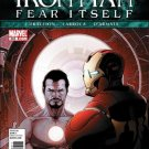 THE INVINCIBLE IRON MAN #503 NM (2011) FEAR ITSELF