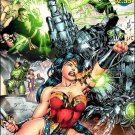 DC UNIVERSE ONLINE LEGENDS #1 NM (2011)