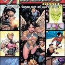 ADVENTURE COMICS #8 (510) VF/NM VARIANT COVER(2010)