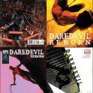 DAREDEVIL REBORN #1, 2, 3, 4 (2011) *Complete Set*