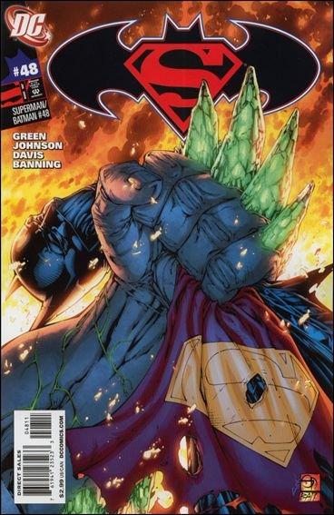 SUPERMAN/BATMAN # 48 NM (2008)