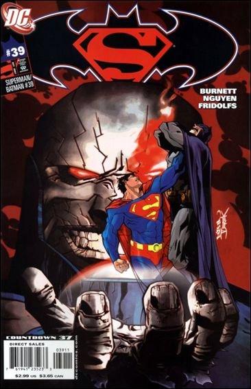 SUPERMAN BATMAN #39 NM (2007)
