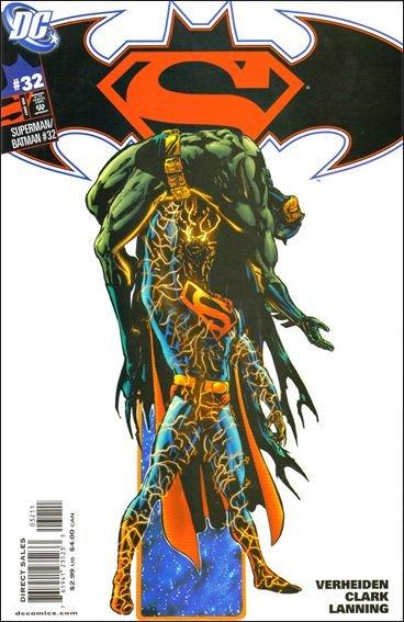 SUPERMAN BATMAN #32 NM (2007)