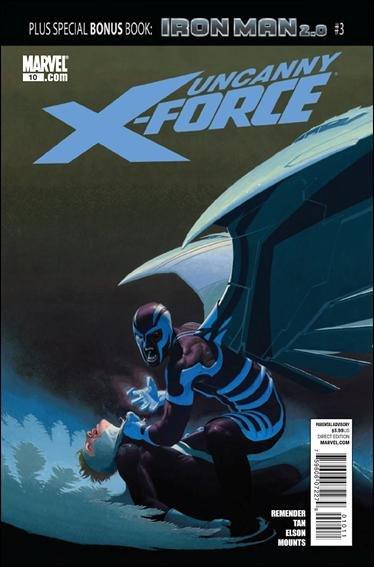 UNCANNY X-FORCE #10 NM (2011)