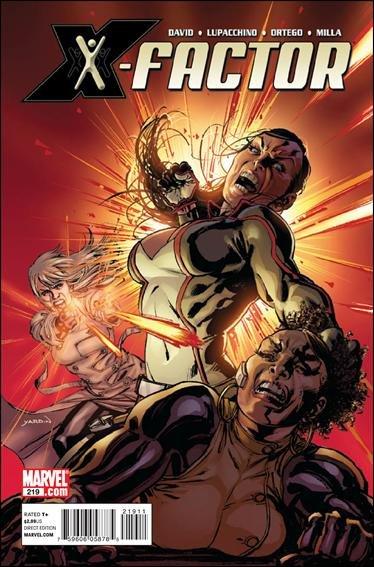 X-FACTOR #219 (2011) NM