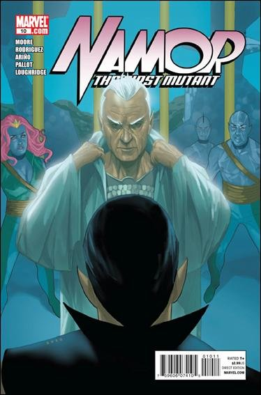 NAMOR THE FIRST MUTANT #10 NM (2011)