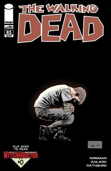WALKING DEAD #85 NM (2011)