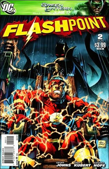 FLASHPOINT #2 (2011) NM
