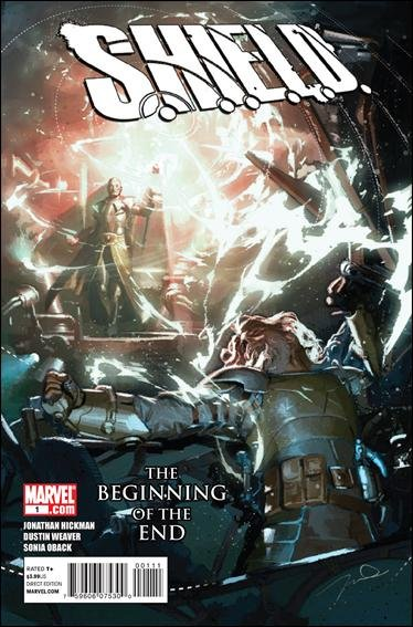 SHIELD #1 NM (2011) THE BEGINNING OF THE END