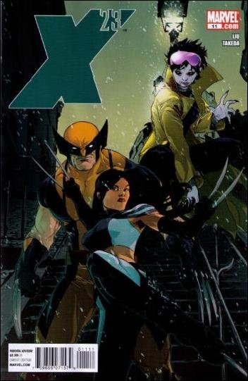 X-23 #11 NM (2011)