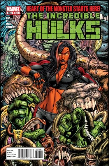 INCREDIBLE HULKS #630 NM (2011)