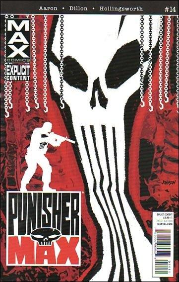 PUNISHERMAX #14 NM (2011) EXPLICIT CONTENT