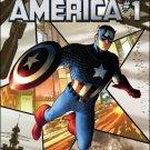 CAPTAIN AMERICA #1 CVR A NM (2011) NEW SERIES