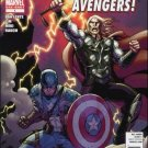 CAPTAIN AMERICA & THOR: AVENGERS! #1  NM (2011)
