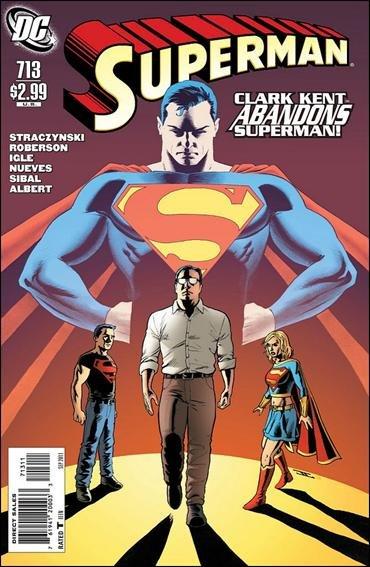 SUPERMAN #713 NM (2011)
