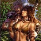 TALES FROM NEVERLAND #2 B CVR NM (2010) : GRIMM FAIRY TALES