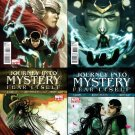 JOURNEY INTO MYSTERY #622, 623, 624, 625 NM (2011) *FEAR ISELF Trade Set*