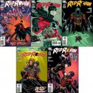 RED ROBIN #21, 22, 23, 24, 25 NM (2011) *Trade Set*