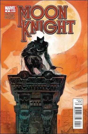 MOON KNIGHT #4 NM (2011)