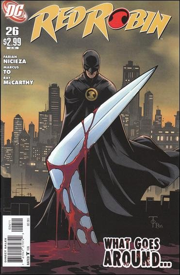 RED ROBIN #26 NM (2011)