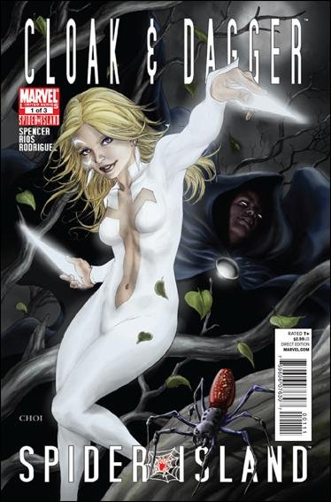 SPIDER-ISLAND: CLOAK & DAGGER #1 NM (2011) *SPIDER ISLAND*