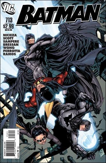BATMAN  #713 NM (2011)