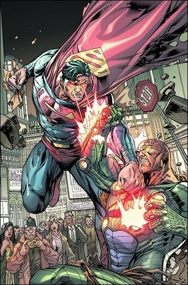 DC UNIVERSE ONLINE LEGENDS #14 NM (2011)