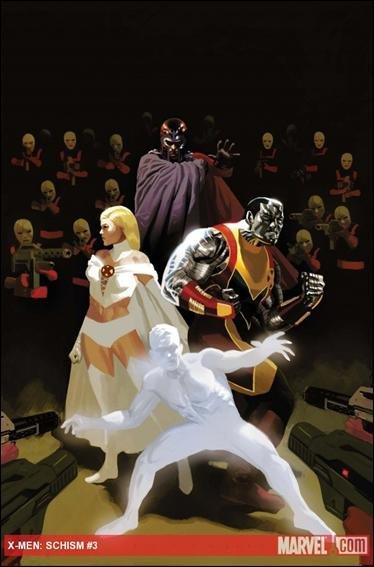 X-MEN SCHISM #3 NM (2011)