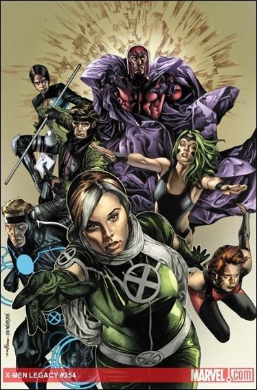 X-MEN LEGACY #254 NM (2011)
