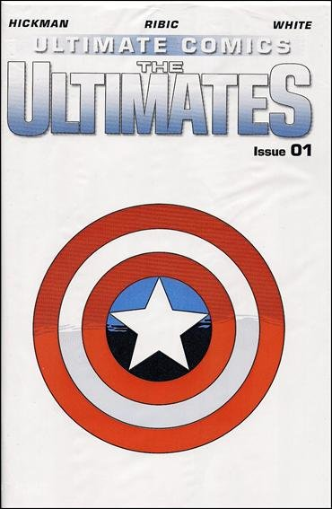 ULTIMATES #1 NM (2011) BAGGED ISSUE