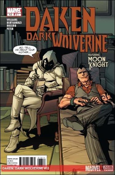 DAKEN DARK WOLVERINE #13 NM (2011)