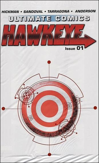 ULTIMATE HAWKEYE #1 NM (2011) BAGGED ISSUE