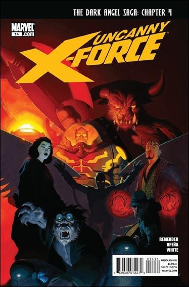 UNCANNY X-FORCE #14 NM (2011)