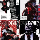 DAREDEVIL NOIR #1,2, 3, 4 Regular Editons VF/NM *Complete Set*