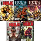 HULK #36, 37, 38, 39, 40 [2011] VF/NM *Trade Set*