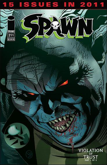 SPAWN #211 VF/NM (2011)