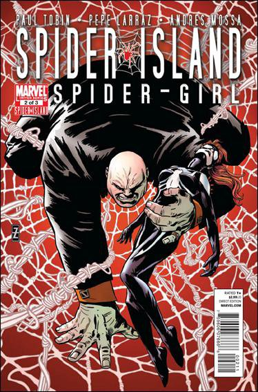 SPIDER-ISLAND: SPIDER-GIRL #2 NM (2011) *SPIDER ISLAND*